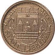 50 Pfennig (Iserlohn) [Stadt, Westfalen] – obverse