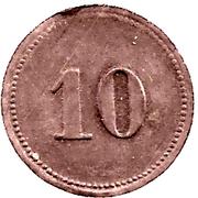 10 Pfennig (Nagold) [Amtskörperschaft, Württemberg] – obverse