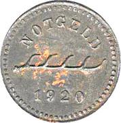 50 Pfennig (Nagold) [Obertamtsbezirk, Württemberg] – reverse