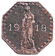 50 Pfennig (Heilbronn) [Stadt, Württemberg] – obverse