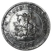 50 Pfennig (Hattingen) [Stadt, Westfalen] – obverse