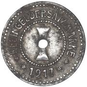 5 Pfennig (Mühlhausen in Thüringen) [Stadt, Provinz Sachsen] – reverse