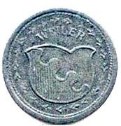 10 Pfennig (Weiler) [Marktgemeinde, Bayern] – obverse