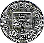 10 Pfennig (Bad Kissingen) [Stadt, Bayern] – obverse