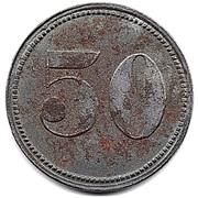 50 Pfennig (Sonthofen) [Marktgemeinde, Bayern] – reverse