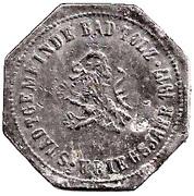 50 Pfennig (Bad Tölz) [Stadtgemeinde, Bayern] – obverse