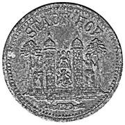 50 Pfennig (Hof) [Stadt, Bayern] – obverse