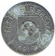 50 Pfennig (Donaueschingen) [Stadt, Baden] – reverse