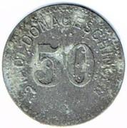 50 Pfennig (Donaueschingen) [Stadt, Baden] – obverse