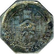 50 Pfennig (Montabaur) [Stadt, Hessen-Nassau] – obverse