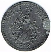 10 Pfennig (Thale am Harz) [Gemeinde, Provinz Sachsen] – obverse