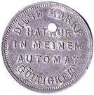 U//D Schlierbach Germany Steingutfabrik 10 Pf Private Notgeld Token 1 Coin Only