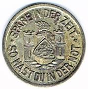 10 Pfennig (Spremberg) [Stadt, Brandenburg] – reverse