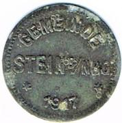 10 Pfennig (Stein b. Nbg) [Gemeinde, Bayern] – obverse