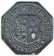 5 Pfennig (Stendal) [Stadt, Provinz Sachsen] – obverse