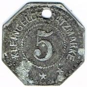 5 Pfennig (Stendal) [Stadt, Provinz Sachsen] – reverse