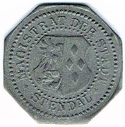 10 Pfennig (Stendal) [Stadt, Provinz Sachsen] – obverse