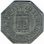 50 Pfennig (Elmshorn) [Private, Schleswig-Holstein, Kredit-Verein] – obverse