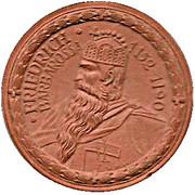 100 Mark (Waiblingen) [Stadt, Baden] – reverse