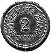 2 Pfennig (Zwickau) [POW, Sachsen] -  obverse