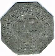 50 Pfennig (Weissenburg) [Stadt, Elsaß] – obverse
