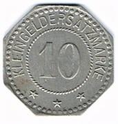 10 Pfennig (Weissenburg)[Stadt, Elsass] – reverse