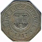 50 Pfennig (Weissenburg)[Stadt, Elsass] – obverse