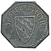 10 Pfennig (Saarburg in Lothringen) [Stadt, Lothringen] – obverse