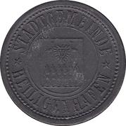 10 Pfennig (Heiligenhafen) [Stadt, Schleswig-Holstein] – obverse