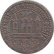 10 Pfennig (Gostyn) [Stadt, Posen] – obverse
