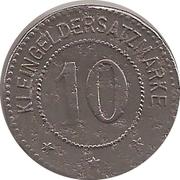 10 Pfennig (Gostyn) [Stadt, Posen] – reverse
