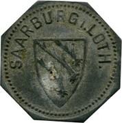 5 Pfennig (Saarburg in Lothringen) [Stadt, Lothringen] – obverse