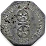 5 Pfennig (Heiligenstadt und Worbis) [Kreise, Provinz Sachsen] – obverse