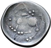 Didrachm (Sattelkopfpferd Type of Virteju-Bucuresti) – reverse
