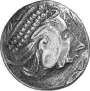 Tetradrachm (Kinnlos Type) – obverse