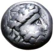 Tetradrachm (Wulstlorbeer Type) – obverse