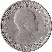 6 Pence - Elizabeth II – obverse