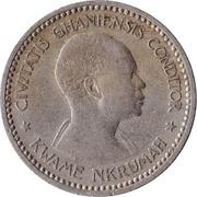 1 Shilling - Elizabeth II – obverse