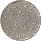 2 Shillings - Elizabeth II – reverse