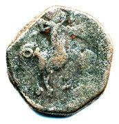 Jital - Ghiyath al-Din Muhammad - 1163-1203 AD (Ghorid of Ghor / Taliqan mint) – obverse