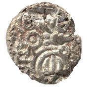 Jital - Muizz al-din Muhammad bin Sam - 1173-1206 AD (Ghorid of Ghazna / Budaon mint) – obverse