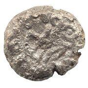 Jital - Muizz al-din Muhammad bin Sam - 1173-1206 AD (Ghorid of Ghazna / Budaon mint) – reverse