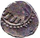 Jital - Ghiyath al-Din Muhammad (Ghorid of Ghor / Shafurqan mint) – obverse
