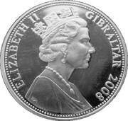 5 Pounds - Elizabeth II (Poppies) – obverse