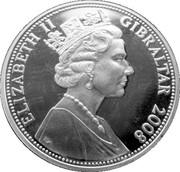 5 Pounds - Elizabeth II (Signing the Armistice) – obverse