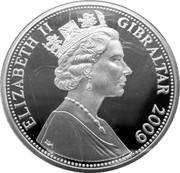 5 Pounds - Elizabeth II (The Battle of Agincourt) – obverse