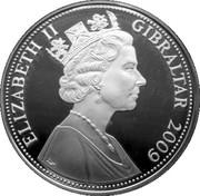10 Pounds - Elizabeth II (King Henry VIII) – obverse