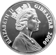 5 Pounds - Elizabeth II (Roll out of the Concorde Prototype) – obverse