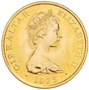 25 Pounds - Elizabeth II (British Sterling) – obverse