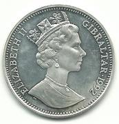 14 ECUs / 10 Pounds - Elizabeth II – obverse